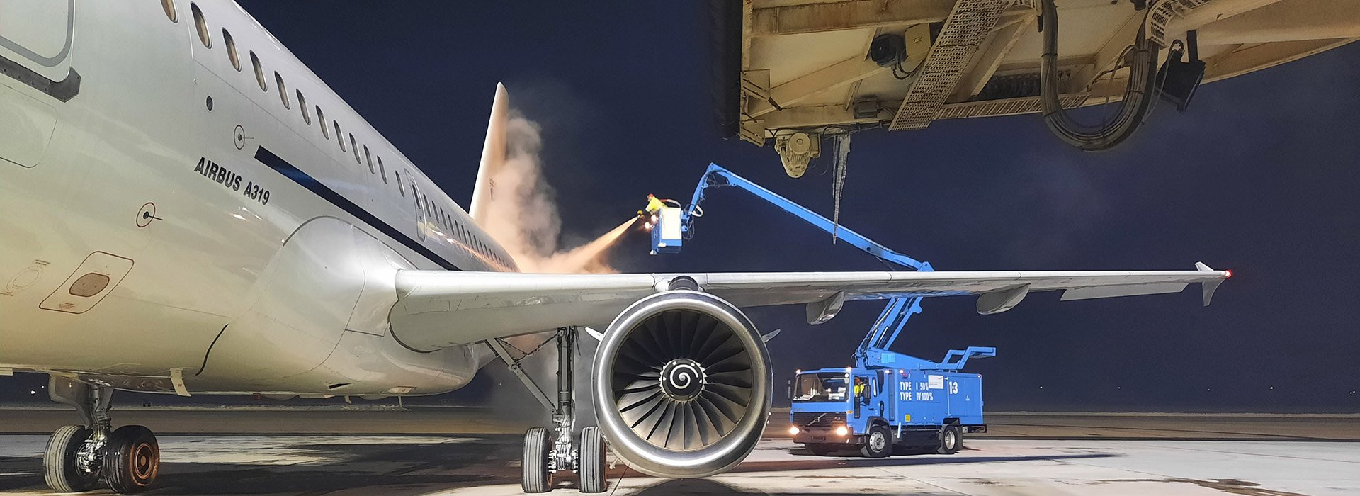 "De-icing an Aircraft: Would You Need Our ""Icy-stance""?"